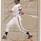 1993 Fleer Ultra All-Star Baseball Card #2 Will Clark