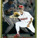 1994 Score Rookie/Traded Gold Rush Baseball Card #RT1 Will Clark