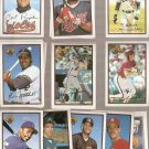 1989 Bowman Baseball Card Lot of 18