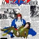 Justice Four Balance #1 Marvel Comics 1994 NM