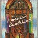 American Bandstand Super Embossed Hologram Card