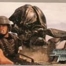 Starship Troopers Promo Card #P1 1997 Inkworks