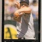 1992 Leaf Black Gold Baseball Card #19 Roger Clemens