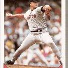 1993 Topps Baseball Card #4 Roger Clemens