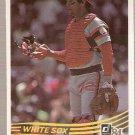 1984 Donruss Baseball Card #302 Carlton Fisk