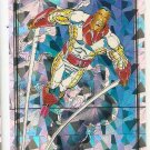 Youngblood Comic Images 1992 Card #P1 Sentinel