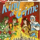 King of Crime DC Heroes RPG Module MFG 217