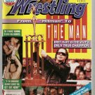 Inside Wrestling Magazine April 1992 Bret Hart WWF WCW