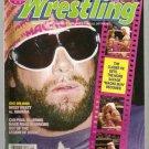 Inside Wrestling Magazine Aug 1992 Randy Savage WWF WWE