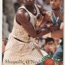 1995 Classic Autographs #105 Shaquille O'Neal NM-MT