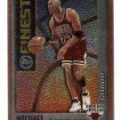 1995-96 Topps Mystery Finest #M1 Michael Jordan
