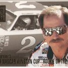 1994 Maxx Racing Rookies of the Year Card #3 Dale Earnhardt