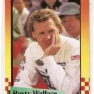 1989 Maxx Previews Racing Card #7 Rusty Wallace