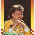 1989 Maxx Previews Racing Card #8 Michael Waltrip