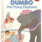 Walt Disney's Dumbo the Flying Elephant Disney's Wonderful World of Reading 1978 Hardcover