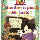 How Does a Piano Make Music? Mickey Wonders Why Series Hardcover