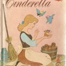 Walt Disney's Cinderella Disney's Wonderful World of Reading 1974 Hardcover Seventh Printing
