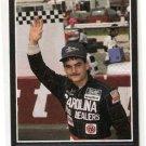 1991 Traks Racing Card #1 Jeff Gordon Rookie RC