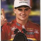 1995 Press Pass Checkered Flags Racing Card #CF3 Jeff Gordon