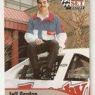 1992 Pro Set Racing Card #128 Jeff Gordon