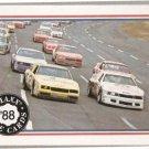 1988 Maxx Racing Card #49 D.Earnhardt/D.Allison Cars