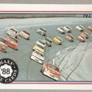 1988 Maxx Racing Card #13 Dale Earnhardt's Car