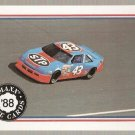 1988 Maxx Racing Card #60 Richard Petty's Car