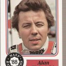 1988 Maxx Racing Card #58 Alan Kulwicki RC