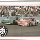 1988 Maxx Racing Card #94 Bobby Allison/Benny Parsons Cars