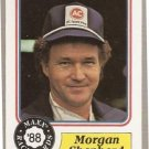 1988 Maxx Racing Card #25 Morgan Shepherd RC