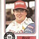 1988 Maxx Racing Card #59 Brett Bodine RC