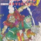 Dead Kid Adventures #1 Autographed Edition Fine