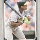 1991 Leaf Previews Baseball Card #23 Rickey Henderson NM