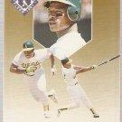 1991 Ultra Gold Baseball Card #5 Rickey Henderson NM-MT