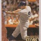 1994 Ted Williams Roger Maris Set Baseball Card #ES2