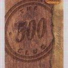 1994 Ted Williams 500 Club Baseball Card #9 Checklist