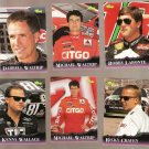 1996 Classic Racing Lot of 20 Cards