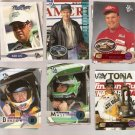 Lot of 113 Press Pass and VIP Racing Cards