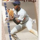 1994 Score Rookie/Traded Changing Places #CP9 Delino DeShields