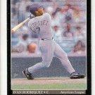 1993 Pinnacle Team Pinnacle #3 - I.Rodriguez/D.Daulton