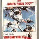 You Only Live Twice James Bond 007 Sean Connery VHS