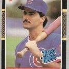 1987 Donruss Baseball Card #43 Rafael Palmeiro RC NM