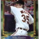 1994 Topps Finest Baseball Card #66 Mike Mussina