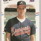 1988 Fleer Baseball Card #539 Tom Glavine RC
