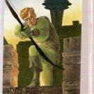 DC Master Series Green Arrow Foil Card #F3 1994