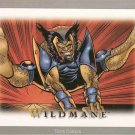 Youngblood Sticker #S7 Wildmane Skybox 1995
