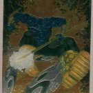 Zen Intergalactic Ninja Color #1 Chrome Promo Card