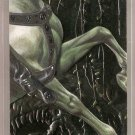 Phantom Movie Embossed Joe Jusko Puzzle Card #P6
