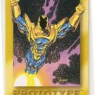 1993 Skybox Ultraverse Rookie Cards #R7 Prototype