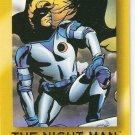 1993 Skybox Ultraverse Star Rookie Cards #S1 Night Man